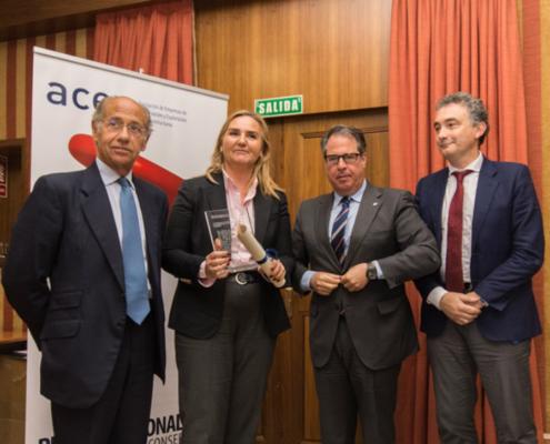 ACEX premia a la Comunidad de Madrid por su Estrategia de conservación de carreteras