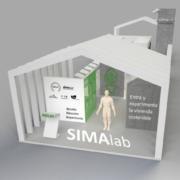 Siber muestra en SIMA cómo se respira en una casa sana