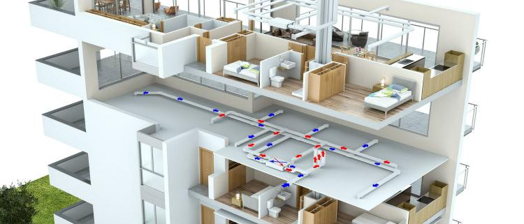 Siber aborda en Baleares las ventajas de la ventilación eficiente en los edificios