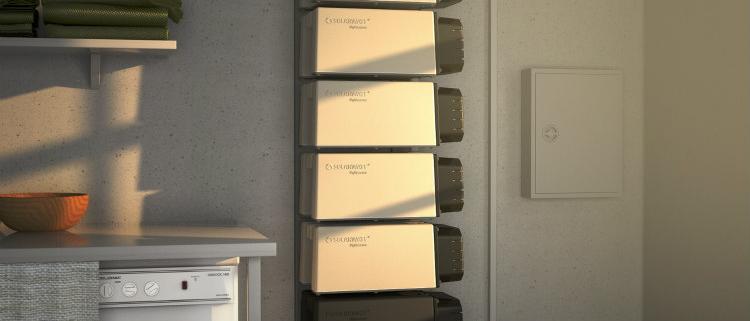 Solarwatt presenta las novedades de su batería inteligente MyReserve
