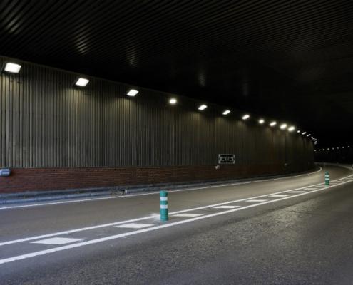 Schréder y Phoenix Contact crean ADVANCE, una solución de iluminación inteligente para túneles