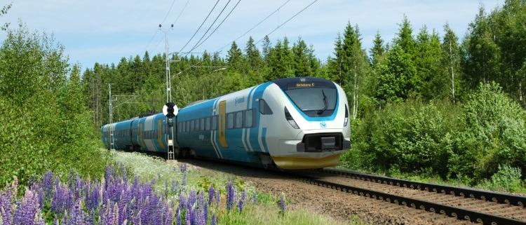 Bombardier Transportation fabricará 40 trenes regionales de alta velocidad para Suecia