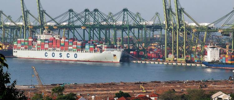 Un sistema de gestión inteligente de la energía permite ahorrar su consumo en los puertos