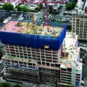 ULMA en el proyecto del complejo residencial situado en Provost Square