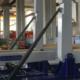 Volteadores de 180º para grandes piezas tridimensionales