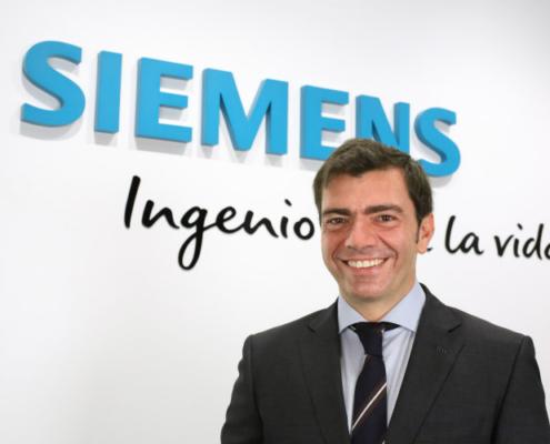 Agustín Escobar Cañadas, nuevo CEO de Siemens Mobility España