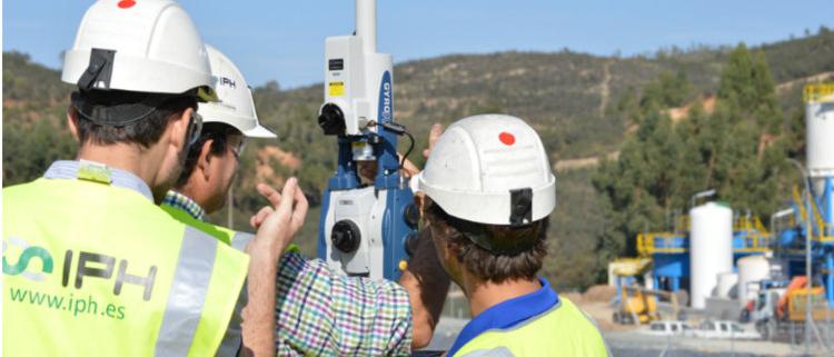 IPH convierte el giróscopo en un elemento fundamental en la minería moderna