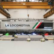 Bombardier presenta su nueva locomotora TRAXX DC3