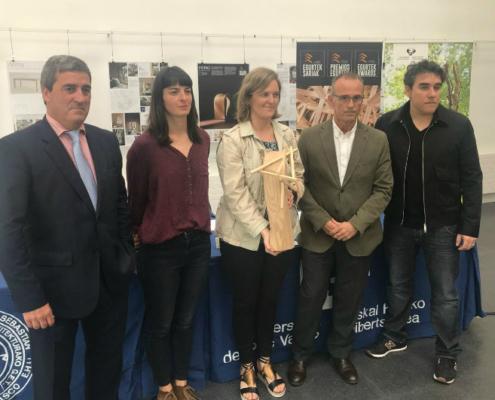 Ganadores de la 4ª edición de los Premios de Arquitectura en Madera