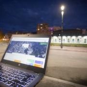 Modernización del alumbrado público de la ciudad de Alcoi