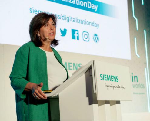 Siemens inaugura el Digitalization Day en el Wanda Metropolitano