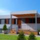 La vivienda pasiva de ABS presentada en la feria ediFica