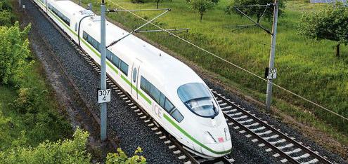 Deutsche Bahn y Siemens digitalizan la operación de los trenes de Cercanías (S-Bahn) de Hamburgo