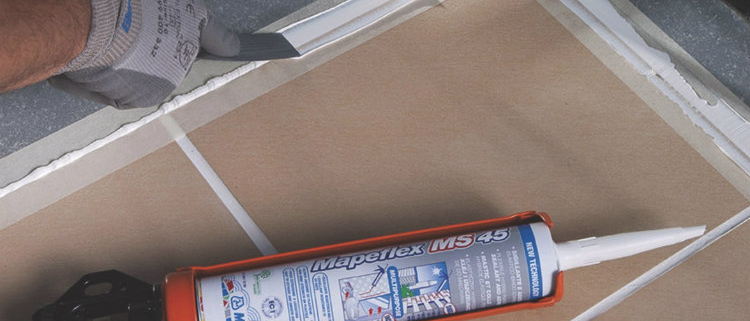 MAPEFLEX MS45, producto destacado de Mapei en julio