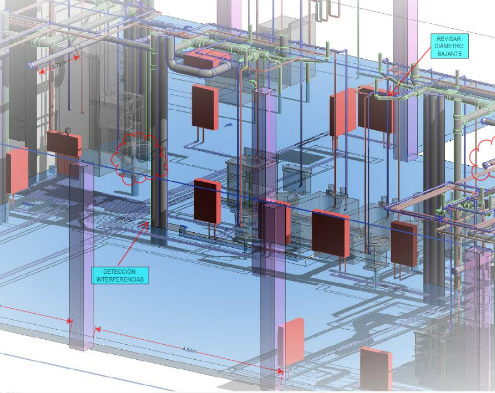 Jaureguizar avanza en el proceso de implantación de la metodología BIM