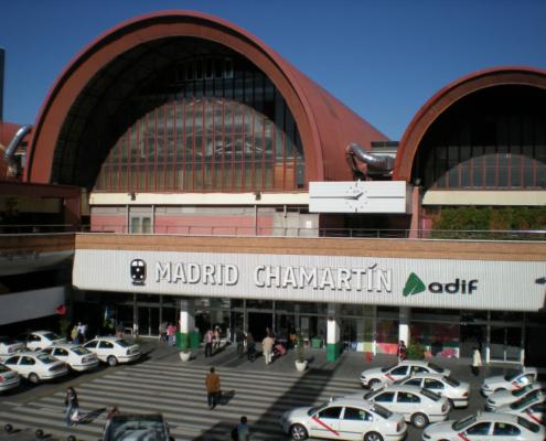 Presentación del proyecto 'Madrid Nuevo Norte' en el Palacio de Cibeles