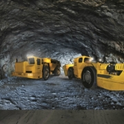 Nueva gama de neumáticos Michelin PRO para máquinas de minería subterránea