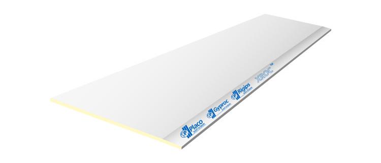 La placa XRoc de Saint-Gobain Placo: una protección ecológica y libre de plomo