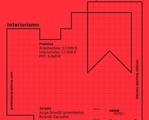 Abierta la convocatoria de la 17ª edición de los Premios Cerámica de ASCER