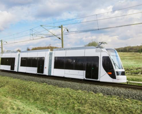 Siemens recibe el premio Red Dot por su tranvía Avenio M para la ciudad de Ulm