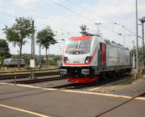 Bombardier presenta su nueva plataforma TRAXX