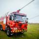 AENA adquiere 14 vehículos autoextintores Scania P490