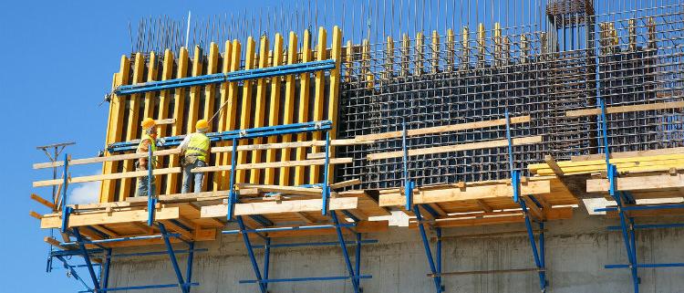 La demanda del consumo de cemento en Andalucía desciende en mayo