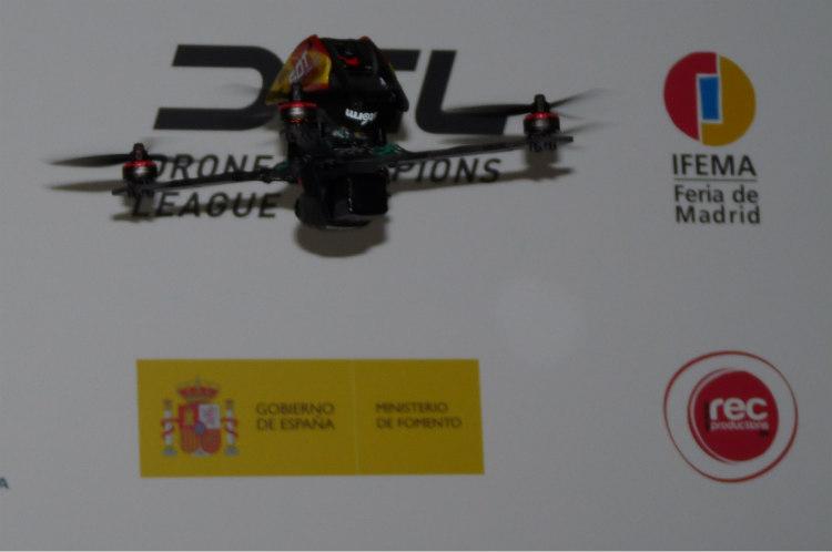 Madrid: capital mundial de los drones con Expodrónica