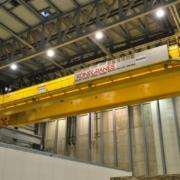 260 grúas y polipastos en la central eléctrica GKM con la supervisión on-line de Konecranes