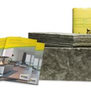 Catálogo de soluciones acústicas ISOVER con lana mineral Arena
