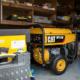 Caterpillar entra en el mercado de la energía para el hogar y al aire libre con los grupos electrógenos portátiles Inverter y la serie RP