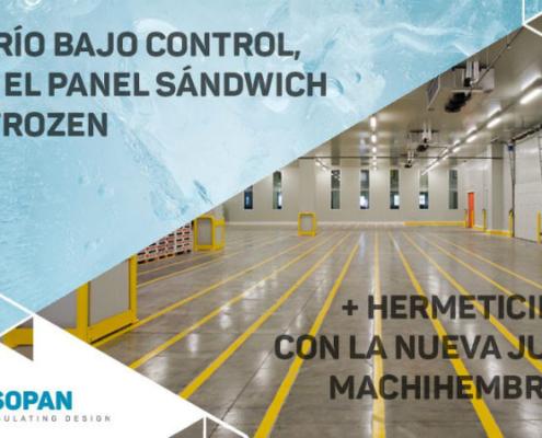 Paneles ISOFROZEN de ISOPAN: El frío bajo control