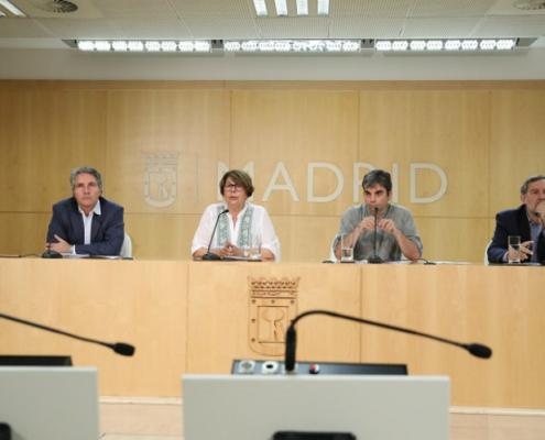 """""""Hoja de ruta hacia la sostenibilidad energética"""" del Ayuntamiento de Madrid"""