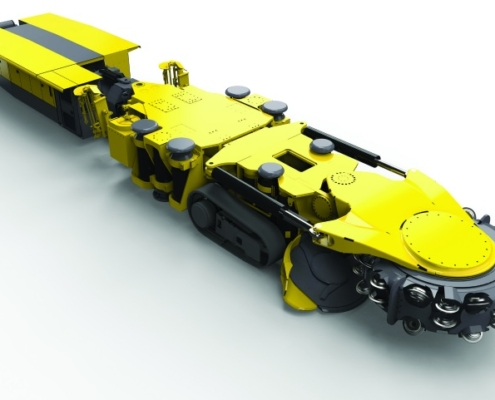 Minadores móviles de Epiroc: Mobile Miner