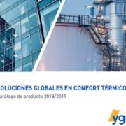 La caldera Varbox entre las novedades del catálogo 2018 de Ygnis