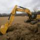 Excavadoras Cat de próxima generación para la clase de 36 toneladas