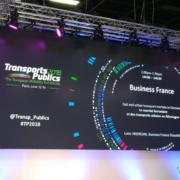 Cierre de la 8ª edición de Transports Publics, el Salón Europeo de Movilidad