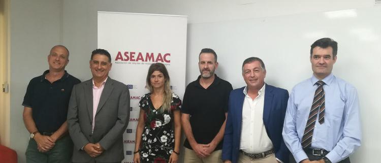 ASEAMAC presenta su Estudio sobre el alquiler de maquinaria y equipos en 2018