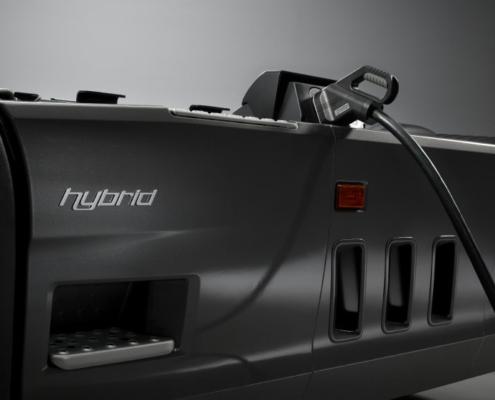 Camiones híbridos versátiles de Scania para uso urbano