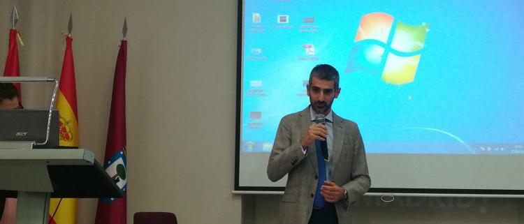 La Start Up ALUZINA presenta su proyecto para instalaciones deportivas ALUZINA Madrid