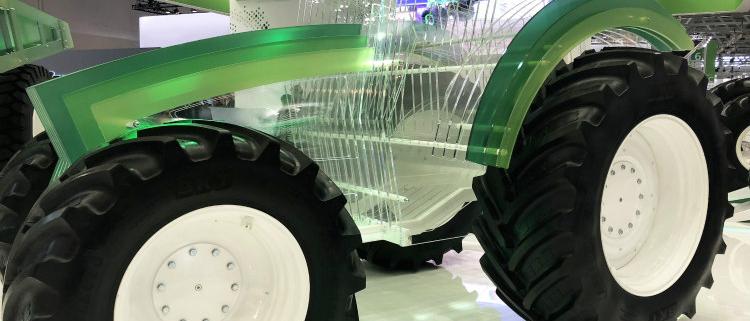 BKT realiza su debut en Automechanika 2018, en Fráncfort