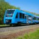 Coradia iLint, el primer tren de hidrógeno del mundo, en funcionamiento