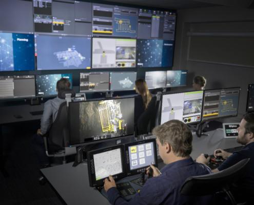 Se inaugura la nueva torre de control Epiroc en Suecia