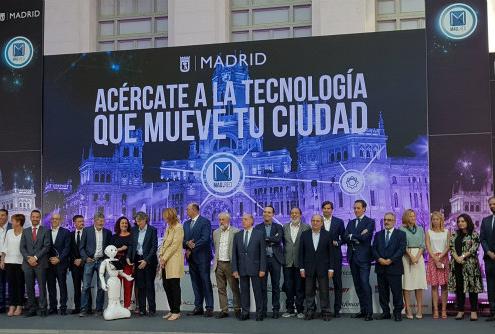 Microsoft presenta en MAD.RED tecnologías para gestionar las ciudades del futuro