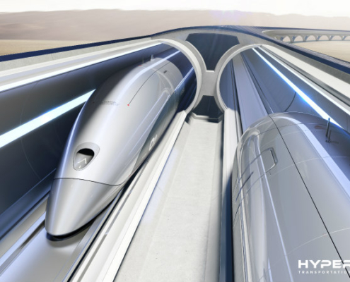 Primer marco de seguro para Hyperloop Transportation Technologies