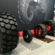 ATG lanza la nueva gama de neumáticos radiales OTR de Galaxy