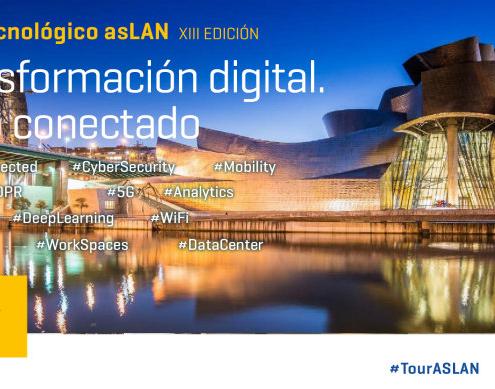 @asLAN lleva la XIII Edición del Tour Tecnológico a Bilbao
