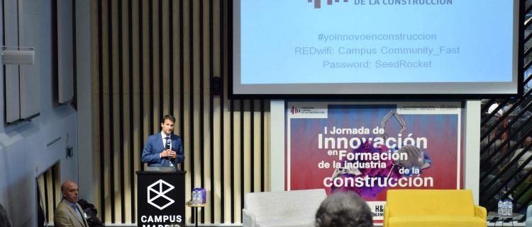 I Jornada de Innovación en Formación de la Industria de la Construcción