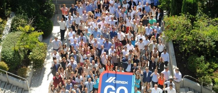 CEMEX presenta en España la plataforma digital CEMEX Go
