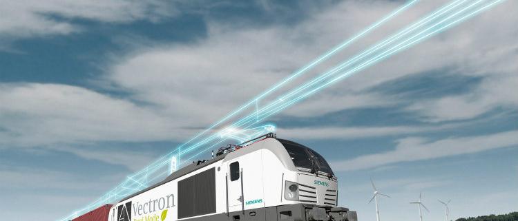 Siemens Mobility presenta su nueva locomotora Vectron Dual Mode